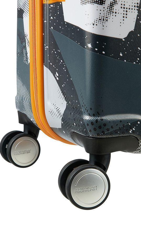 4f07382f34f9 ... Чемодан 4х-колесный детский American Tourister 31C*003 Wavebreaker Star  Wars ...