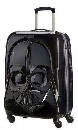 Чемодан 4-колесный Samsonite 25C*009 Star Wars Ultimate Hard Spinner 66
