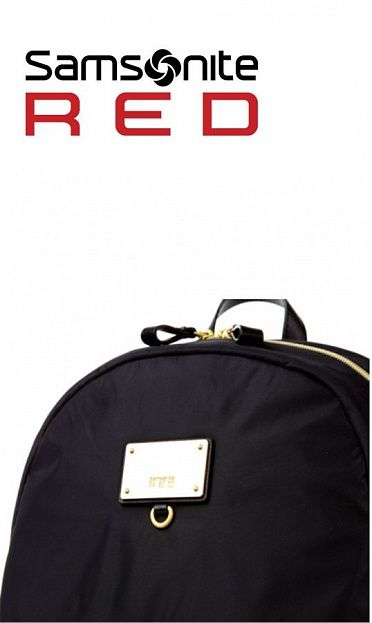 Рюкзак Samsonite Red AA2*001 Airette Backpack L