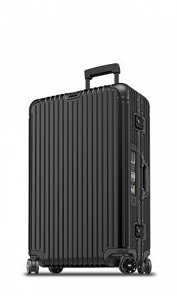 Чемодан Rimowa 924.73.01.5 Topas Stealth Multiwheel® Electronic Tag 82L