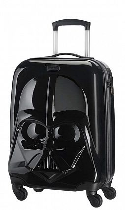 Чемодан 4-колесный Samsonite 25C*008 Star Wars Ultimate Hard Spinner 56